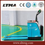 Ltma 2トンの電気手の油圧バンドパレットパレット揚げべら