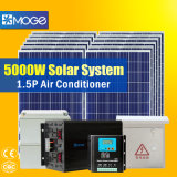 Moge 5kw si dirige il sistema solare del kit nel Punjab