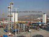 Криогенный завод воздушной сепарации аргона азота жидкостного кислорода Asu