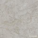 陶磁器の艶をかけられた大理石の壁の床タイル(600X600mm)