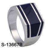 Prata do anel 925 do homem da jóia da forma (S-12188, S-13312, S-13667)