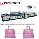 La Imprimante/de Automatische niet Geweven Zwart-wit Machine van de Druk van het Scherm zxh-A1200