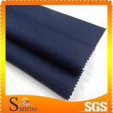 La hebra 100% de la tela cruzada de la gata de la tela de algodón embutió (SRSC 720)