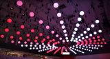 Wasserdichte LED-anhebende Kugel für Stadiums-Verein-Effekt