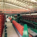 プラスチック網袋のゆがみの編む機械製造業者