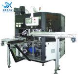 Automatisches multi Coluor alle Arten Schutzkappen-Bildschirm-Drucken-Maschinen-Schwenktisch-Typ