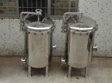 Filtro del acero inoxidable para el tratamiento de aguas