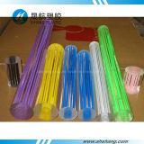 Barra plástica acrílica orgânica do vidro PMMA