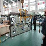 수용량 400kg 기중기 전기 기우는 진공 기중기, 유리제 기중기