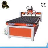 Größe kundenspezifische CNC-Holzbearbeitung-Maschinerie für Verkauf/hohe Präzisions-Holzbearbeitung CNC-Maschine