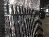 Puder beschichtete die Stahlgarnison-Sicherheit, die Breite der 1800mm Höhen-X 2400mm einzäunt
