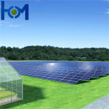 3.2mm Toughened Coated Low Iron Glass para Solar Panel
