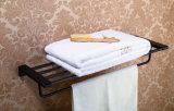 고품질 호텔 작풍 도금된 천체에 있는 금관 악기 수건 바