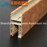 Kundenspezifischer Aluminium-/Aluminiumstrangpresßling /Aluminium für Fenster-Rahmen