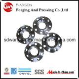 Bride de JIS 5k-60k d'acier du carbone modifiée