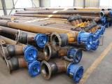 Fuente de la fábrica Planta de mezcla de concreto usados inclinado transportador de tornillo