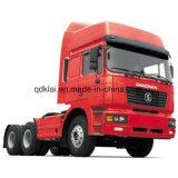 Het 10-wiel van Shacman F2000 6X4 de Vrachtwagen van de Tractor met Motor 380HP Weichai