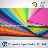 Papel 180GSM de color de papel de Kraft