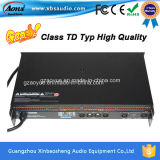 Hot Sellingのための可聴周波Professional Power 2 Channel Amplifier