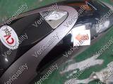 Mann-Rasierapparat-Qualitätskontrolle-Inspektion und aus dritter Quelleqc-Service