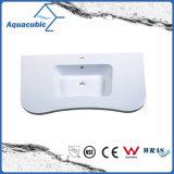 ヨーロッパArtificial&Nbsp; Polymarble&Nbsp; Stone&Nbsp; 洗面器