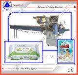Empaquetadora automática de los pañales del bebé Swsf-450