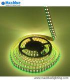 Indicatore luminoso di striscia flessibile popolare del LED con opzione di R/G/B/Y/W/RGB