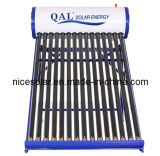 De Verwarmer van het Water van de Zonne-energie van Qal (150L)