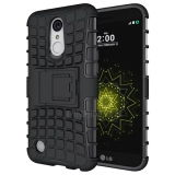 Caixa híbrida do telefone móvel de Kickstand para LG LV3 LV5