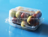 ペットFood Grade Material Plastic Clamshell Blister Packaging Container Tray 350g