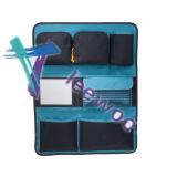 Bolso ordenado del almacenaje de la bolsa del sostenedor del Multi-Bolsillo del organizador del asiento trasero durable de SUV