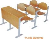 Escritorio y silla de la escuela para el uso de la sala de clase (YA-008)