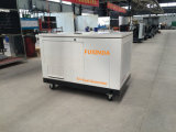 30kw/35kw Ng/LPG/Gasoline Petrol Standby Canopy Generator