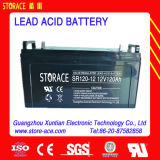 Válvula Regulated Lead Acid Batteries, Sr120-12 SMF Battery 120ah