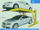 Inclinaison du système de stationnement de véhicule par le système de Duel-Cylindre Lifting