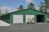 Casa de almacenamiento prefabricada de metal para granjas (KXD-SSW1129)