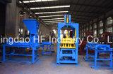 Halb automatischer hydraulischer konkreter hohler Ziegelstein Qtf3-20/Block, der Maschine herstellt