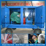 De industriële Diesel van de Apparatuur van de Pijp van de Buis van de Condensator Schoonmakende Reinigingsmachine van de Hoge druk