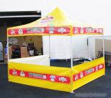Tente se pliante recyclable imperméable à l'eau faite sur commande d'écran de promotion à vendre