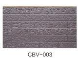 Строительные материалы изолировали декоративную панель стены сандвича PU
