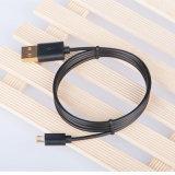 Cable de datos micro del USB del precio de fábrica