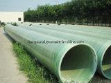 Tubi di FRP utilizzati per industria chimica e l'altro campo di resistente all'acido o dell'alcali Resistnat