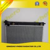 Système de refroidissement Radiateur en aluminium auto pour Cadillac Cts, Dpi: 13108/13055