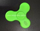Подарок гироскопа фокуса EDC игрушки перста Torqbar обтекателя втулки руки непоседы света СИД латунный
