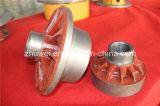 ねずみ鋳鉄の鋳造の部品、車輪の鋳造ボックス、トラックの鋳造ボックス