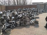 純粋な99.9%アルミニウムスクラップ6063アルミニウム車輪のスクラップ
