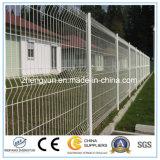 Сваренная гальванизированная загородка ячеистой сети PVC Coated