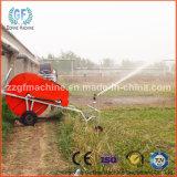 Самоходное оборудование полива спринклера лужайки