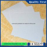 Hoja transparente del PVC del plástico del claro de la hoja rígida del PVC