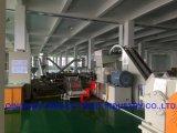 PVC 관 또는 플라스틱 호스 단 하나 나사 플라스틱 압출기 또는 원뿔 쌍둥이 나사 압출기